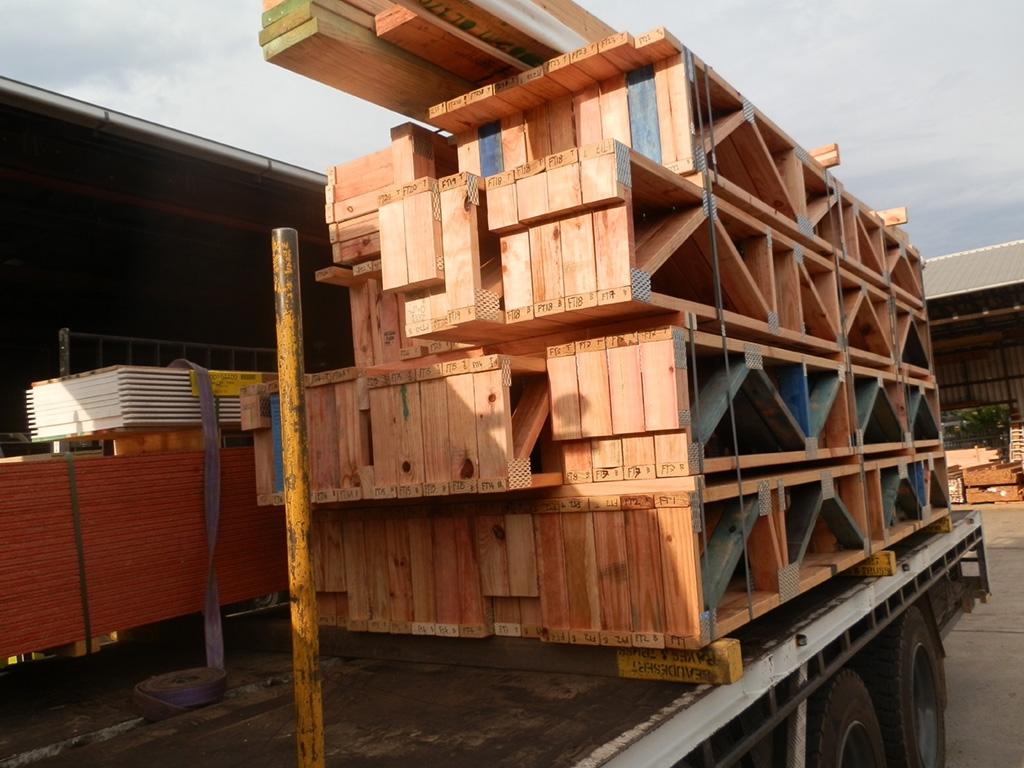 Prefabricated Floor Trusses Brisbane Beaudesert Frame