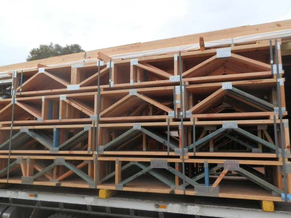 Prefabricated floor trusses brisbane beaudesert frame for Prefabricated trusses
