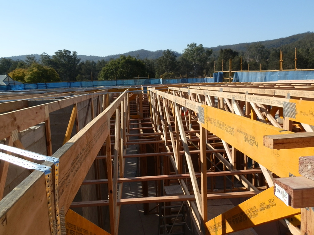 Prefabricated Roof Trusses Brisbane Beaudesert Frame Truss