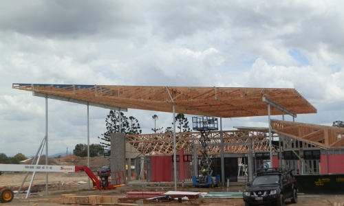 Roof Trusses 1