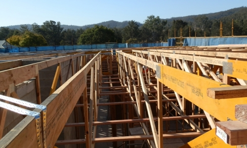 Roof Trusses 14