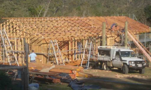 Roof Trusses 19