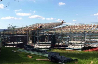 Roof Trusses 8