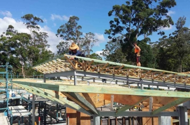 Roof Trusses 6