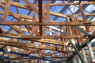 Roof Trusses 9